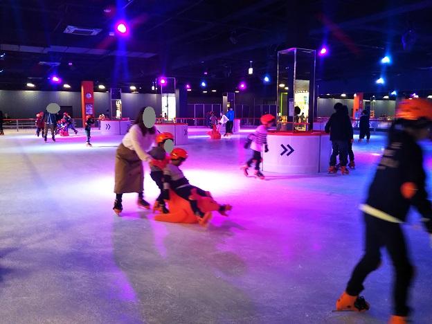 ワンダーリンク スケート