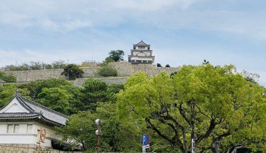 丸亀城の魅力 日本百名城のひとつ 丸亀市のシンボル
