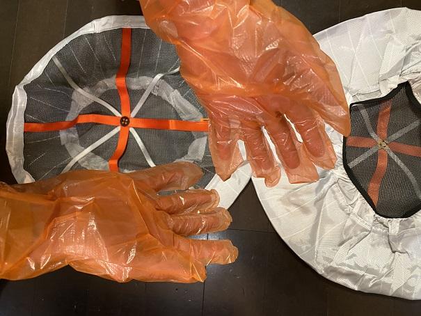 オートソックビニール手袋
