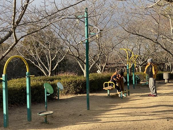 健康器具公渕森林公園 ちびっこ広場