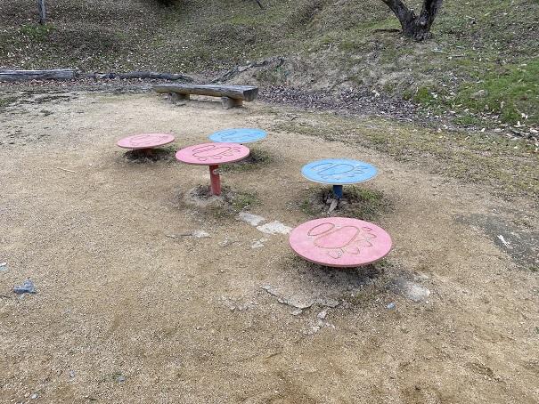 BEARSLANDジャンプ台公渕森林公園