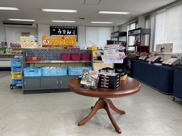 大庄屋製麺店内風景