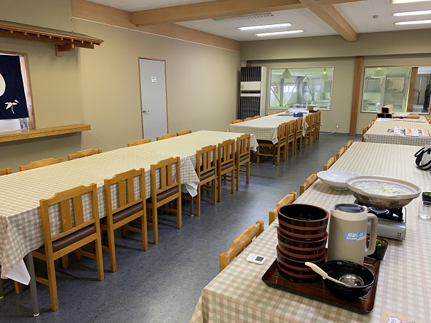 大庄屋うどん打ち体験食堂