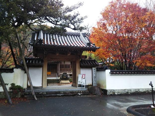 法泉寺 入口
