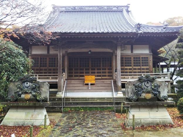 法泉寺 本堂