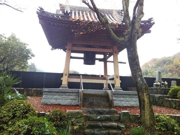 法泉寺 鐘楼
