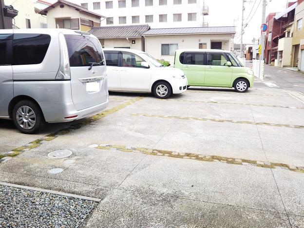 寶月堂 駐車場