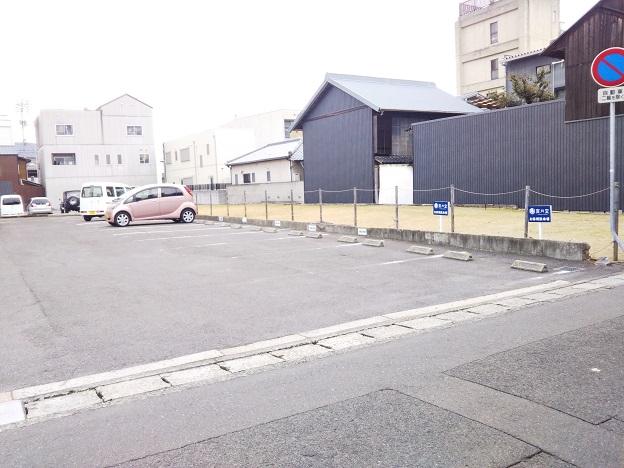 寶月堂 駐車場2