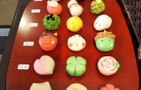 寶月堂(ほうげつどう)和菓子体験教室 100年続く老舗 丸亀市