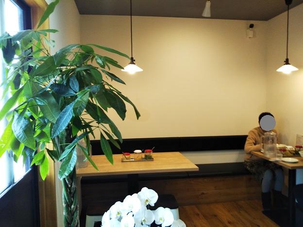 川川うどん 店内2