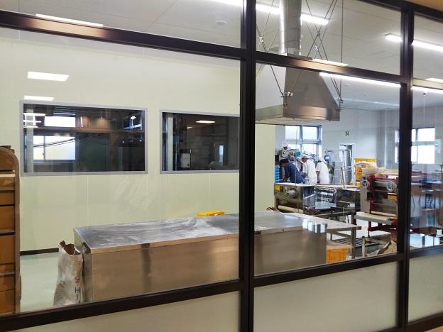 さぬき麺業 工場