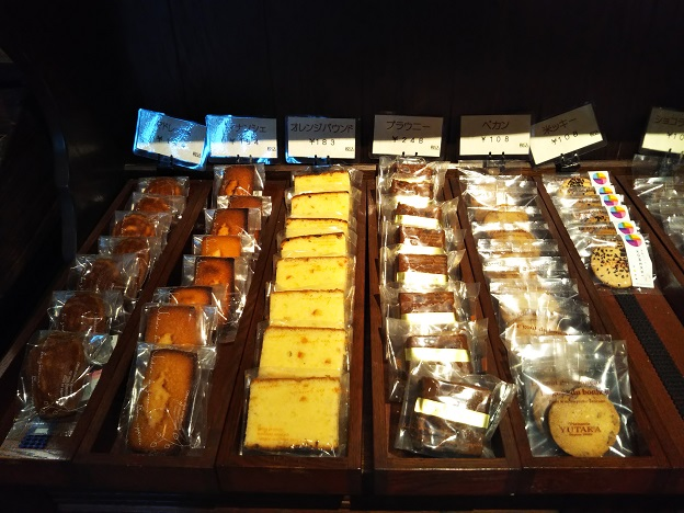 YUTAKA 焼き菓子1