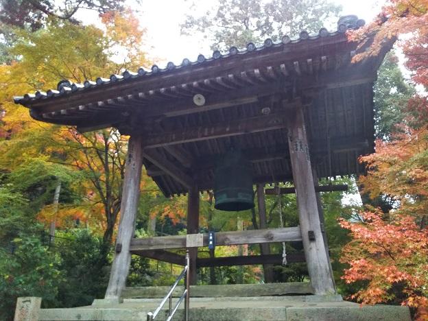 白峯寺の鐘