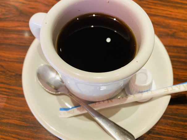 焼肉ひらい コーヒー