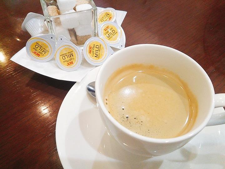 クッチーナニノ ランチコーヒー