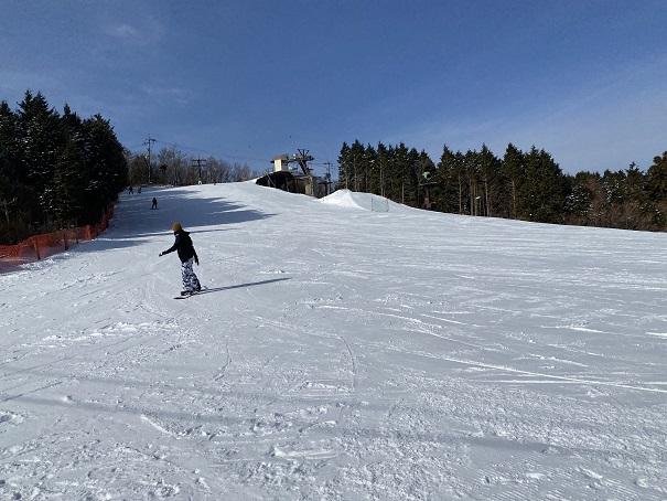 石鎚スキー場ピクニック園地