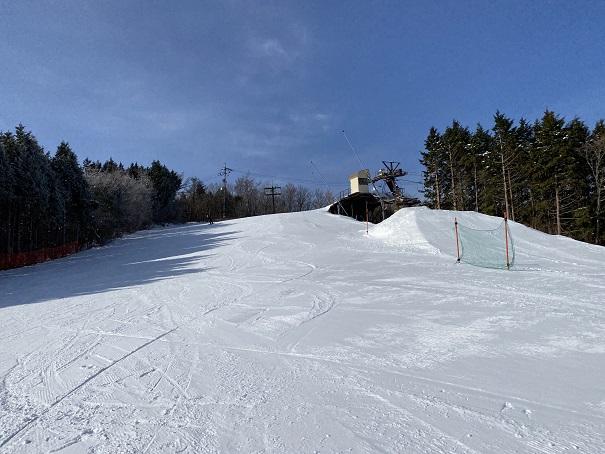 石鎚スキー場ジャンプ台