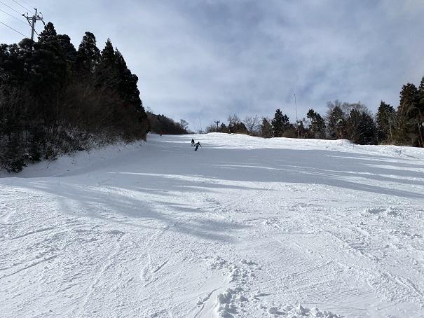 成就A 石鎚スキー場