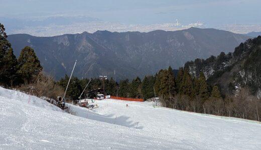 石鎚スキー場&スノーボードリゾートは四国で一番の雪質 西条市