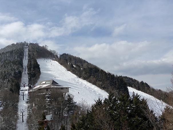 石鎚成就スキー場