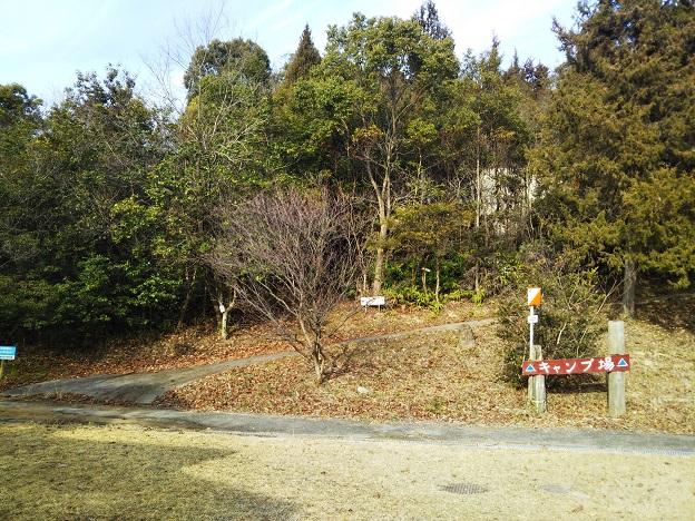 福山少年自然の家 キャンプ場
