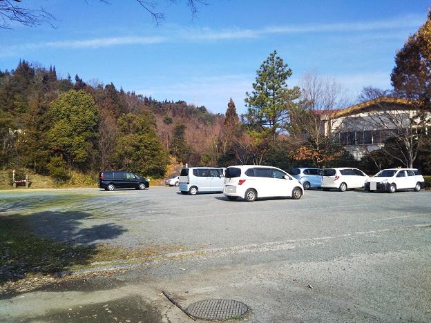 福山少年自然の家 駐車場