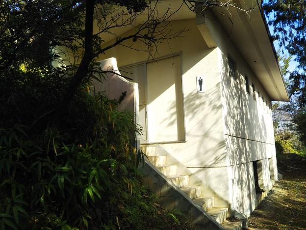 福山少年自然の家 キャンプ場 トイレ
