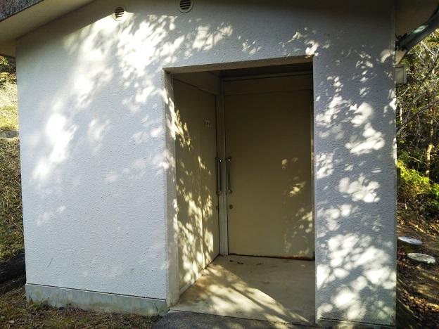 福山少年自然の家 キャンプ場 車いすトイレ