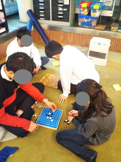 福山少年自然の家 談話室2