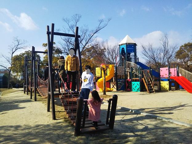 福山メモリアルパーク わんぱく広場