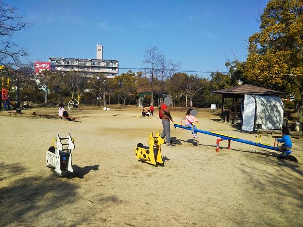 福山メモリアルパーク わんぱく広場3