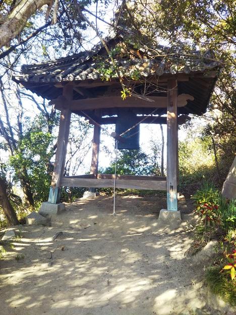 豊玉姫神社 鐘楼