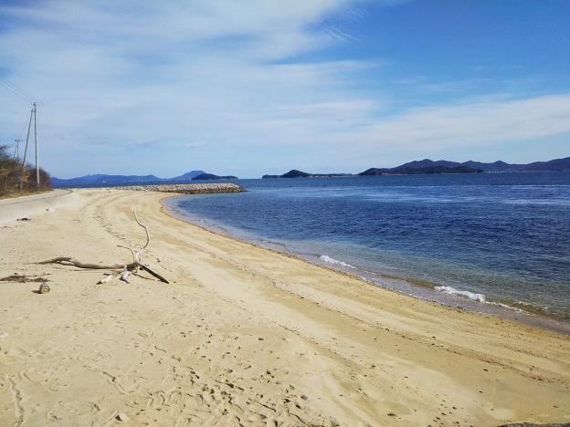男木島 海水浴場