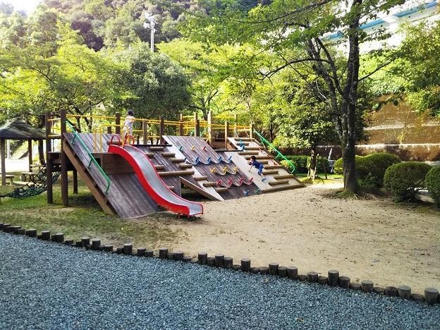 吉野公園 遊具