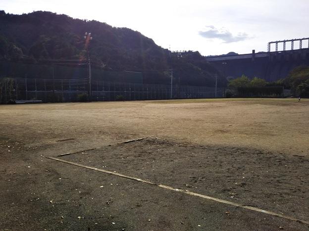 吉野公園 グラウンド