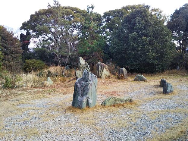 志度寺 曲水式庭園