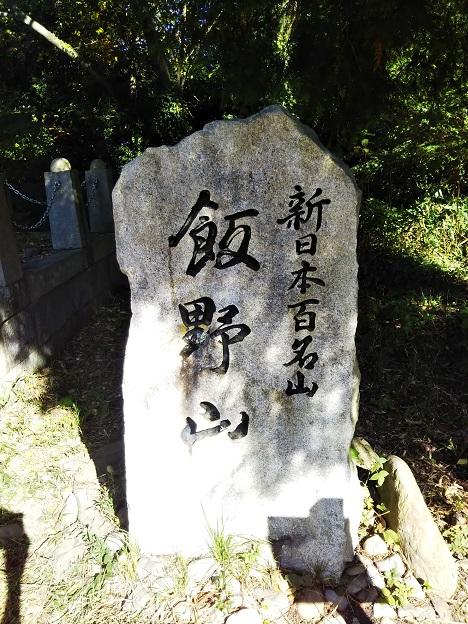 飯野山 新日本百名山