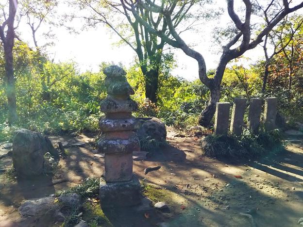 飯野山 五重塔