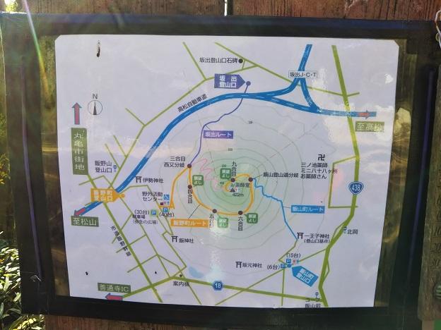 飯野山登山ルート