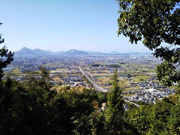飯野山 4合目