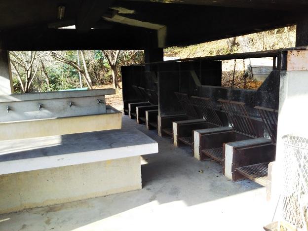 福山少年自然の家 第1キャンプ場 炊さん場