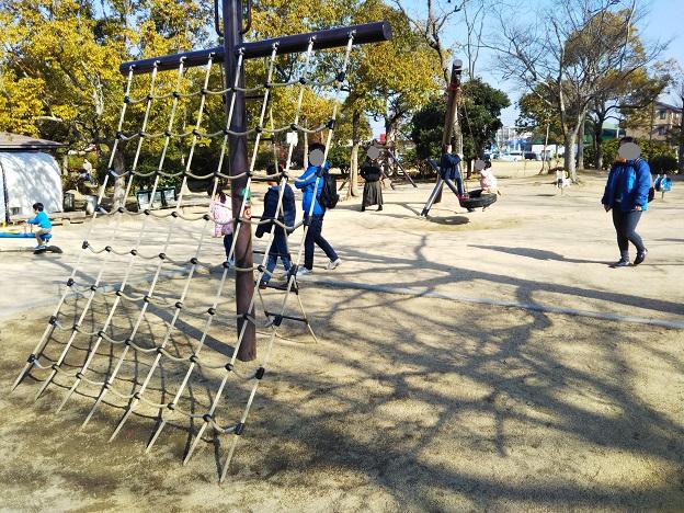 福山メモリアルパーク わんぱく広場6