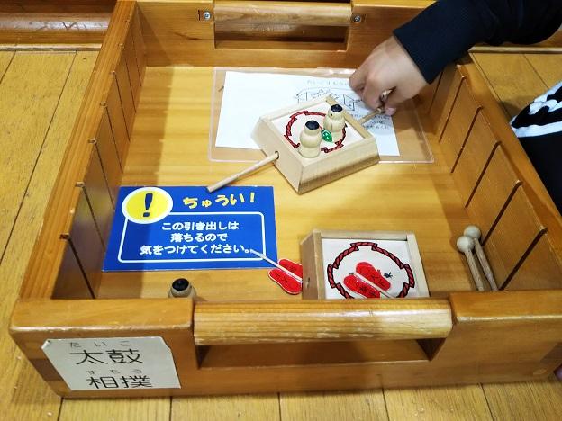 香川県立ミュージアム 太鼓相撲