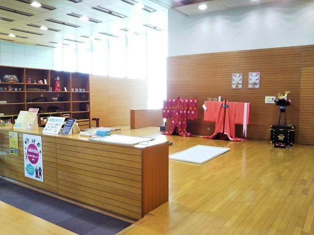 香川県立ミュージアム 体験学習室