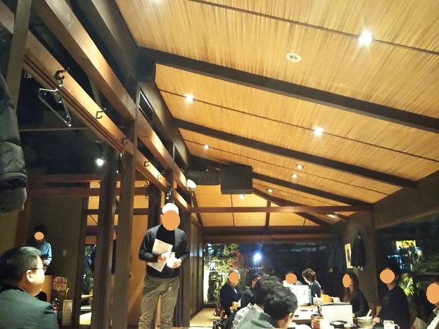 ㈱平井料理システムの代表取締役 平井 利彦氏から記念講和