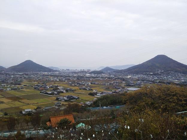 飯野山登山口 坂出ルート入口4