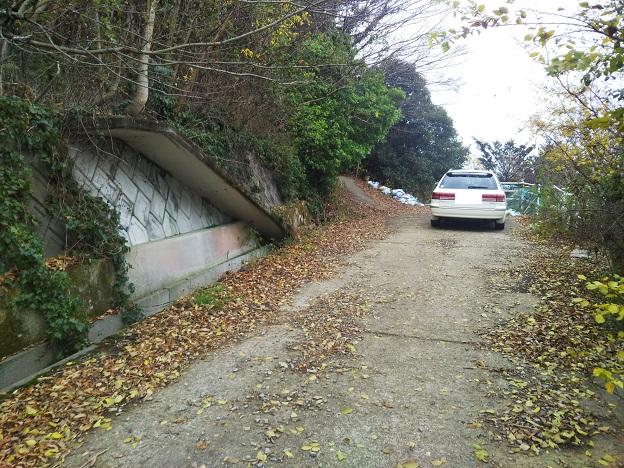 飯山登山口 坂出ルート 入口5