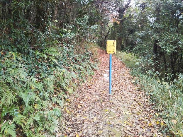 飯野山登山道 坂出ルート 入口5