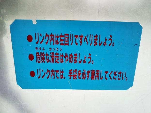 アイスランド津山 規則