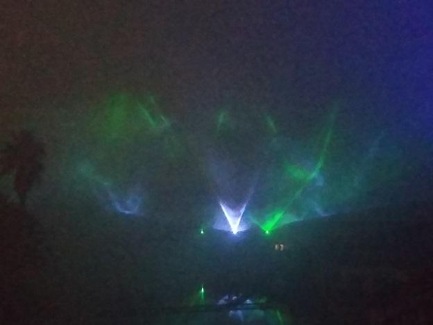 レオマ光ワールド オーロラショー